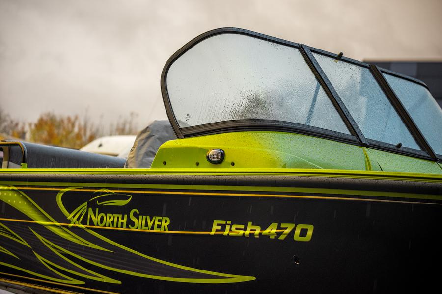 NorthSilver 470 Fish
