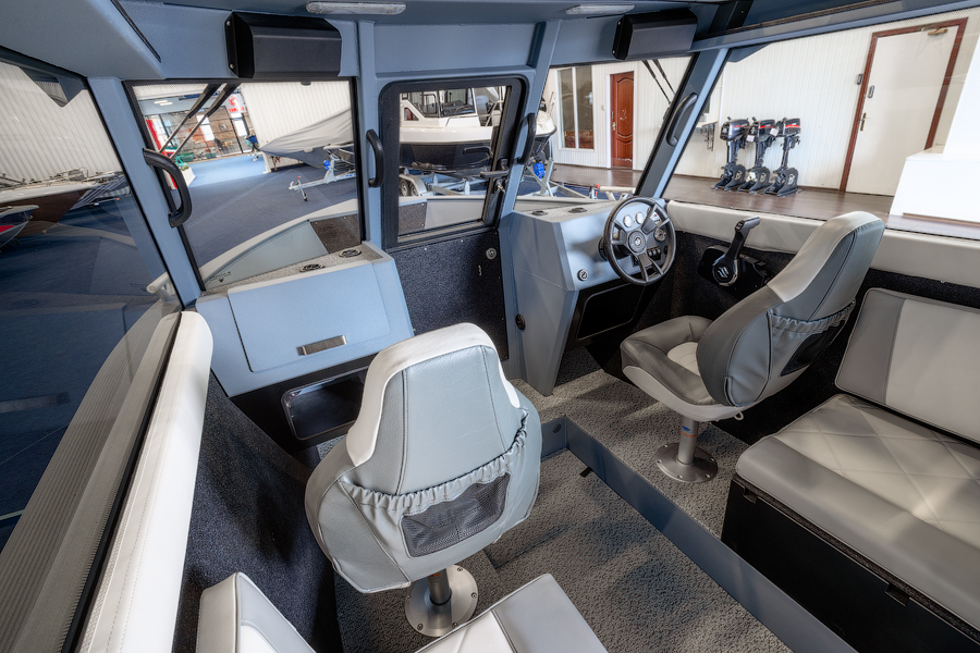 Realcraft 600 Cabin
