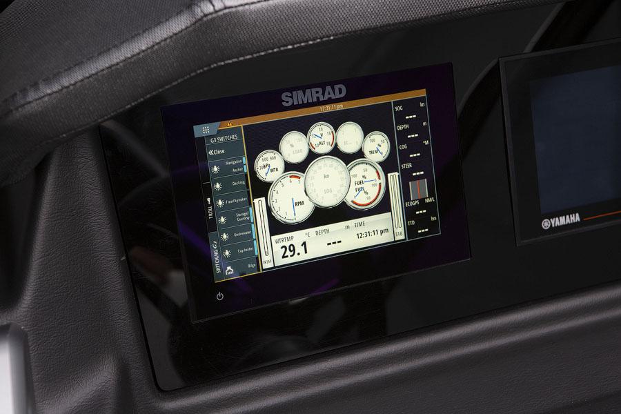 Понтон SunCatcher G3 Amara DC