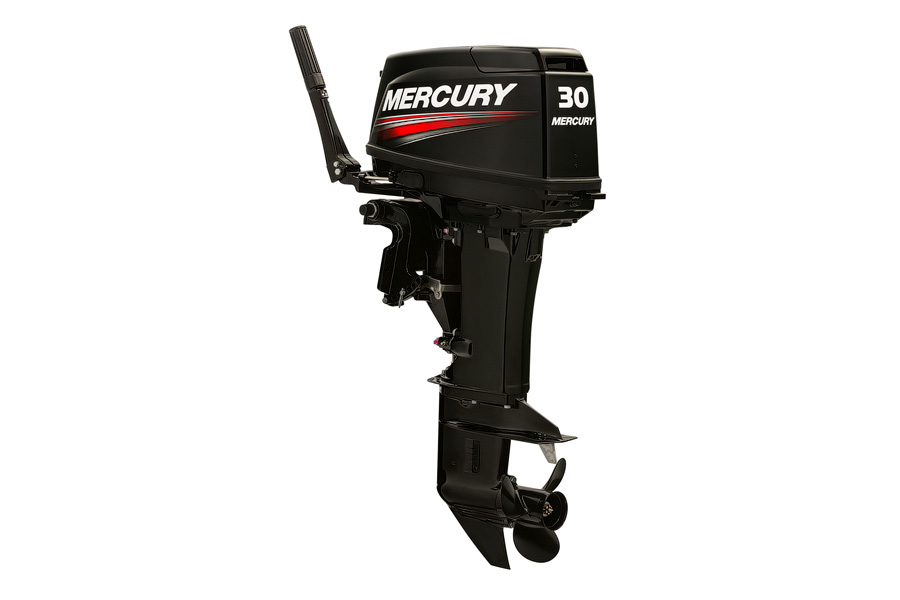 Лодочный мотор Mercury 30 E