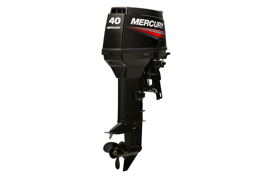 Лодочный мотор Mercury 40 ELO 697 CC