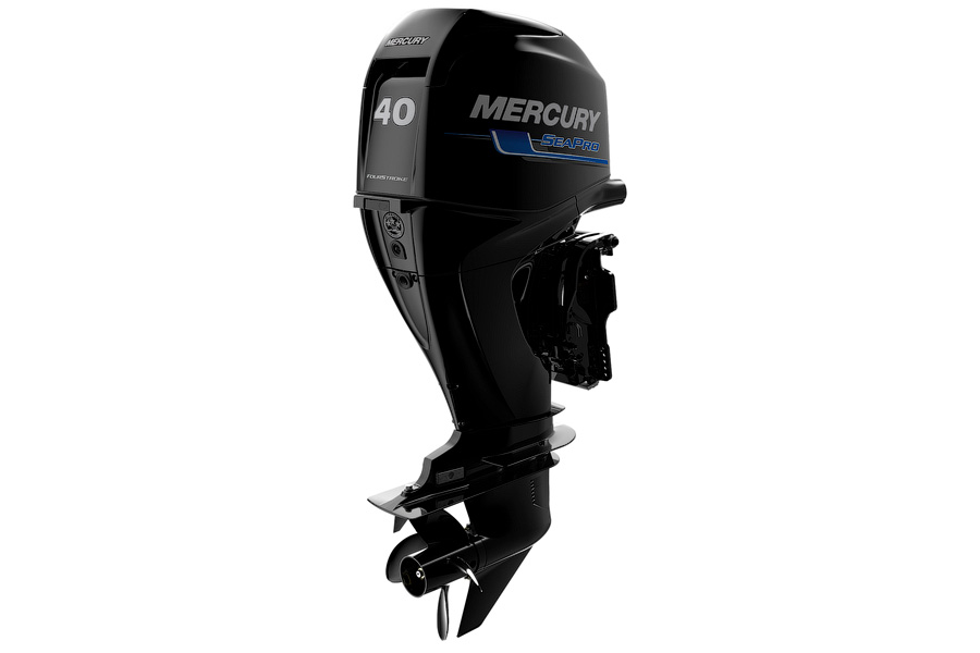 Лодочный мотор Mercury F40 ELLPT SP CT