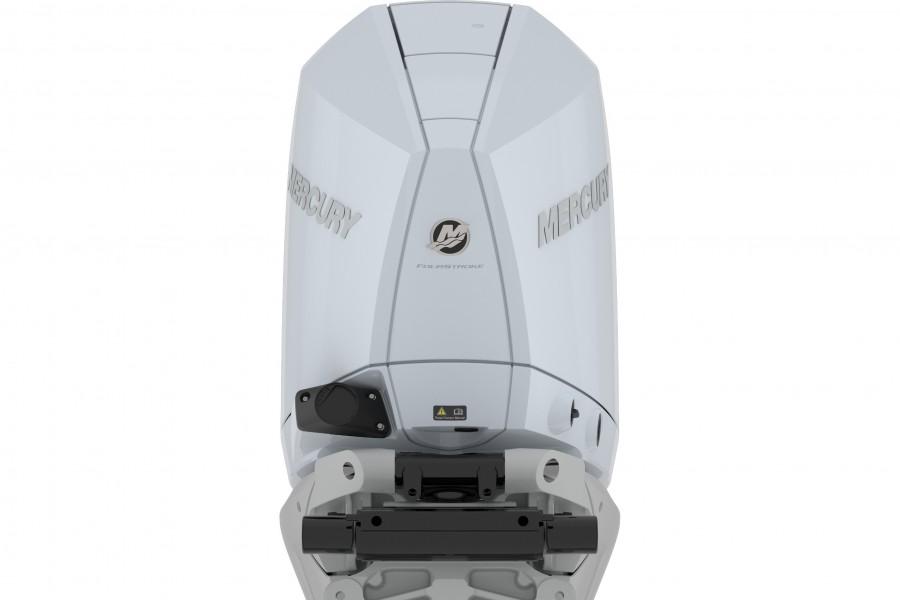 Лодочный мотор Mercury V8 300 Verado Белый