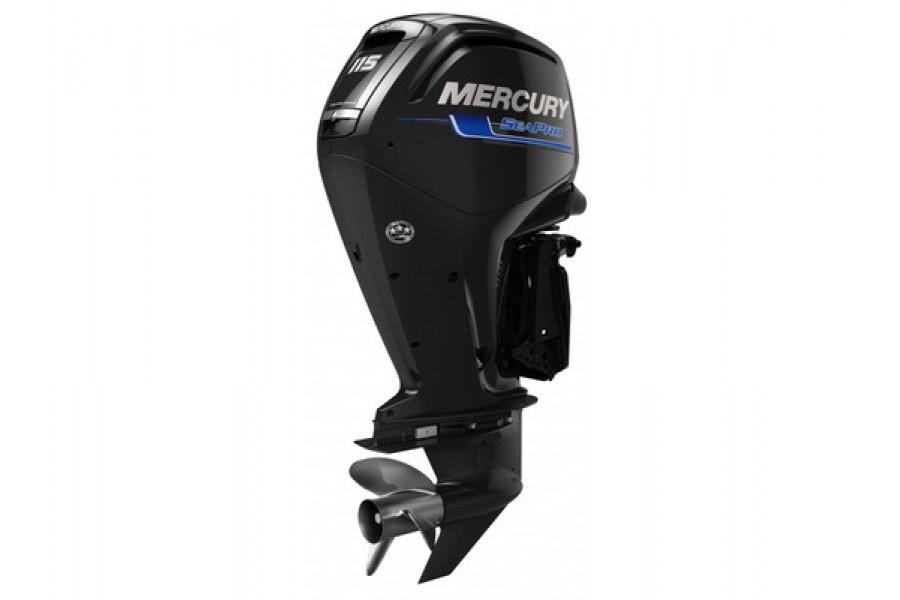 Лодочный мотор F115 EXLPT CT SeaPro