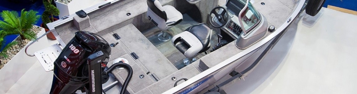 Обзор катера G3 Angler V164F
