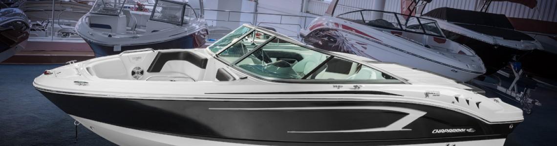 Обзор катера Chaparral 21 H2O OB Sport под подвесной мотор