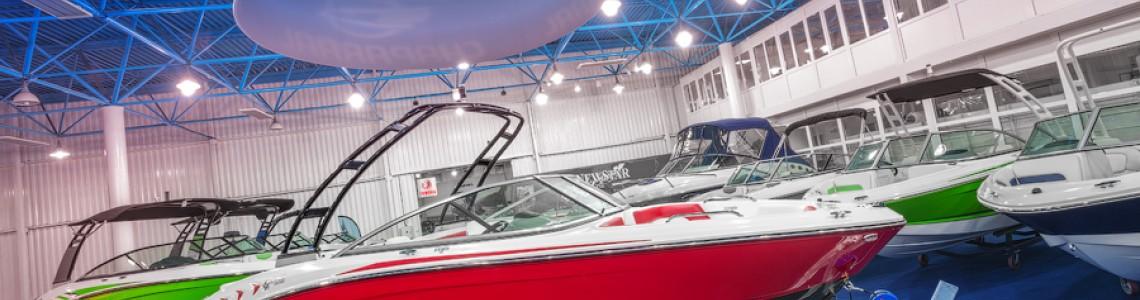 Обзор катера Chaparral H2O 21 Sport