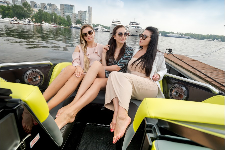 Moscow Yacht Show 2019 — все снова на борт!