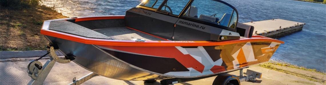 Обзор катера Volzhanka Fish Pro 50