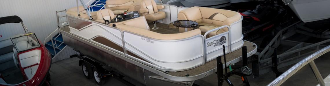 Обзор катера SunCatcher V 22 RC