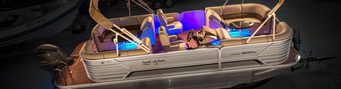 Обзор катера SunCatcher Elite 322 RC