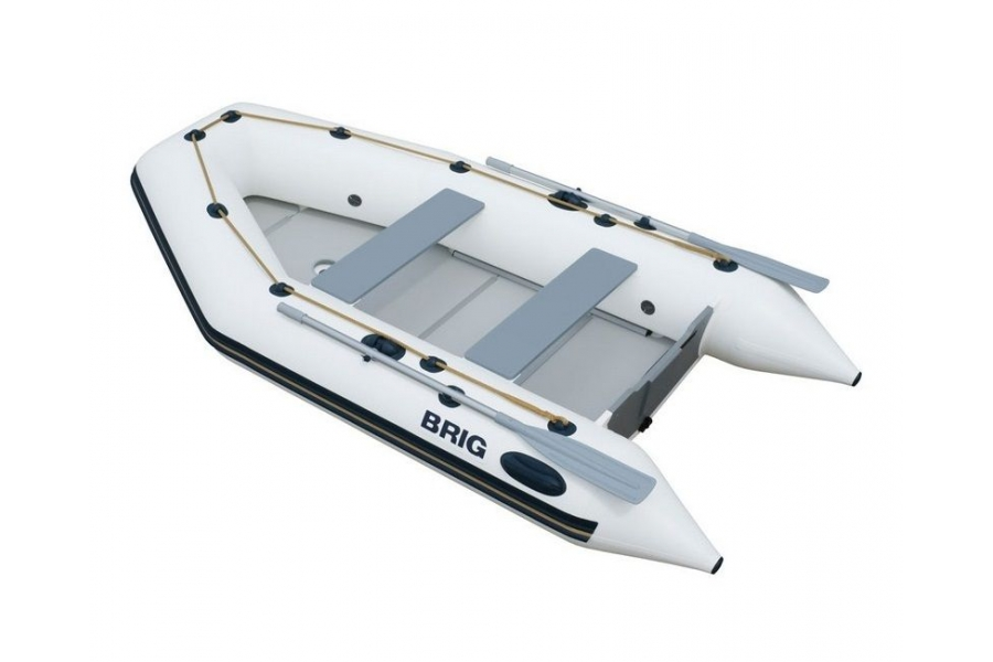Лодка BRIG Baltic B420HD
