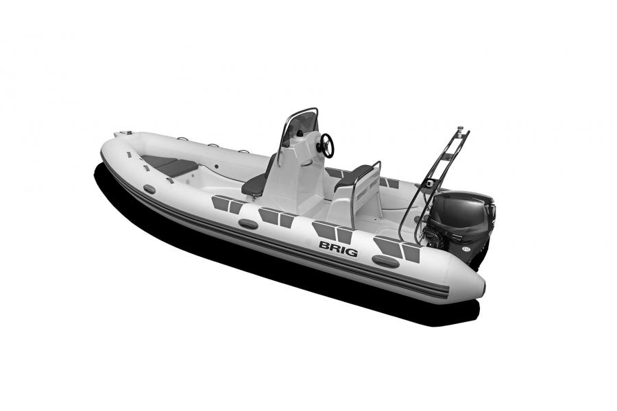 Лодка BRIG Falcon F570L