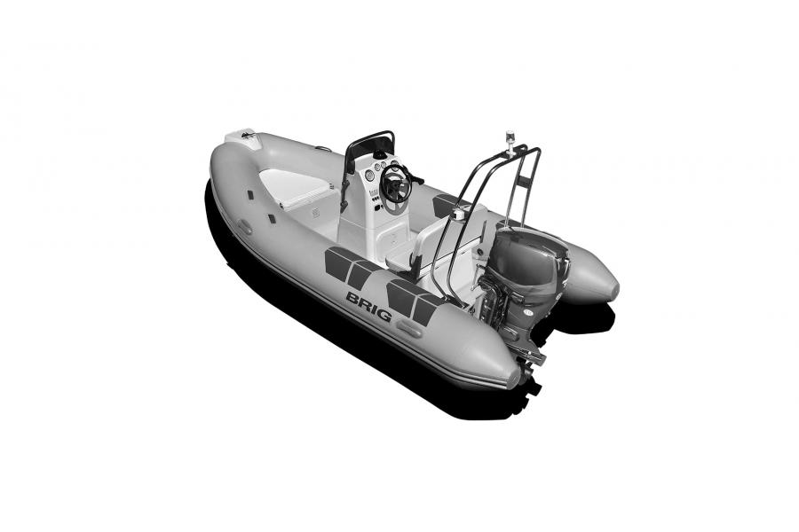 Лодка BRIG Falcon F400RUS