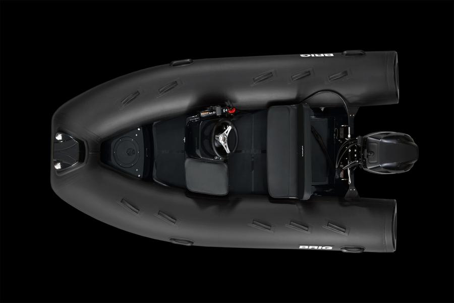 Лодка BRIG Falcon F360L
