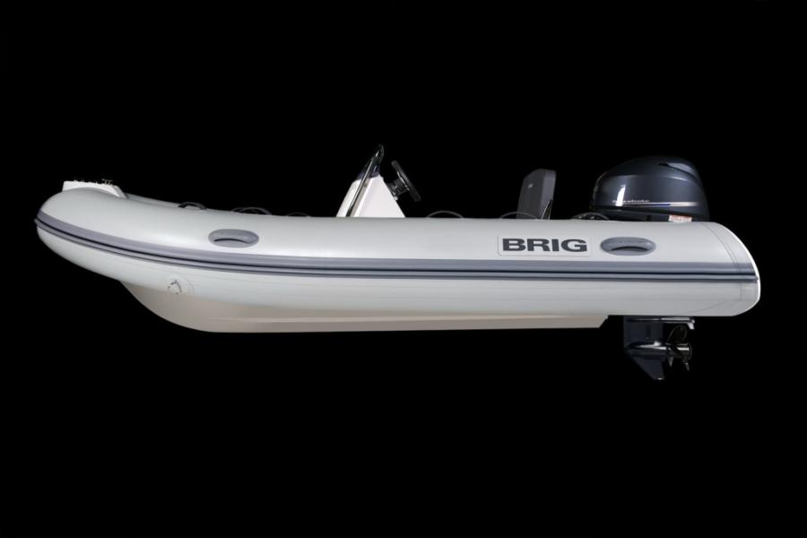 Лодка BRIG Falcon F380TL