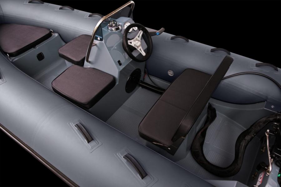 Лодка BRIG Falcon F420TL