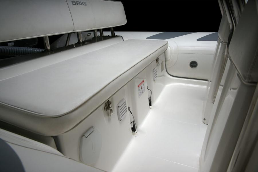 Лодка BRIG Navigator N610J