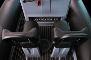 Лодка BRIG Navigator N570L
