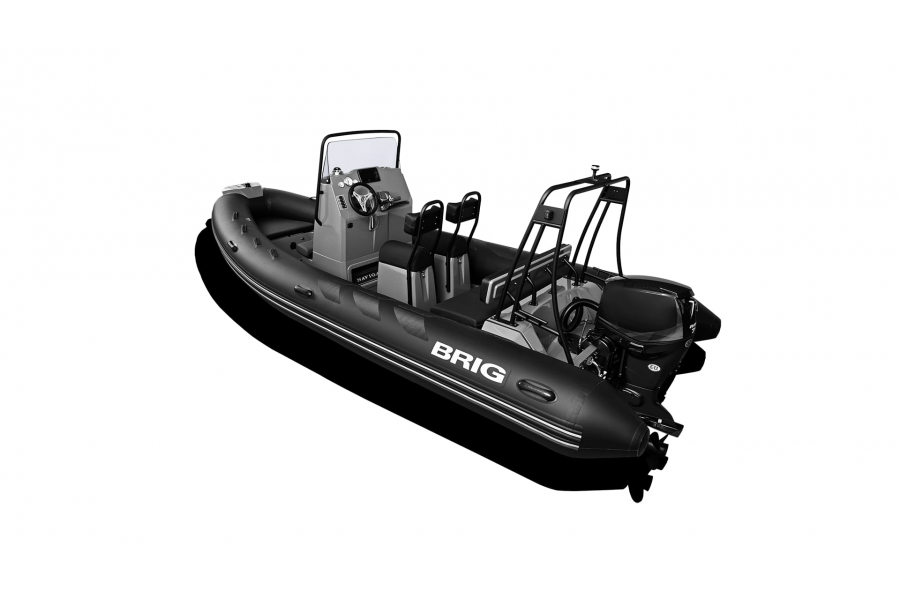Лодка BRIG Navigator N570J