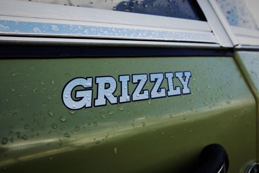 GRIZZLY 470 DC
