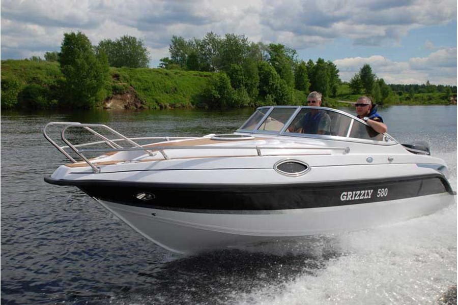 GRIZZLY 580 Cruiser