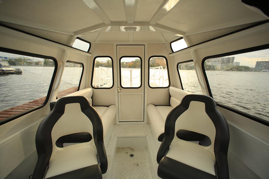GRIZZLY 740 Cabin PRO JET