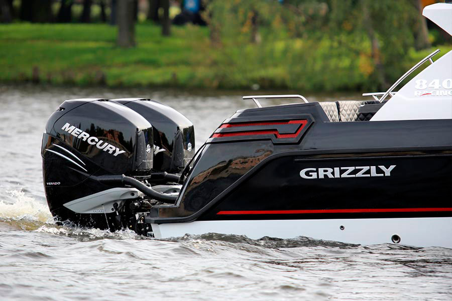 Grizzly 840 Racing