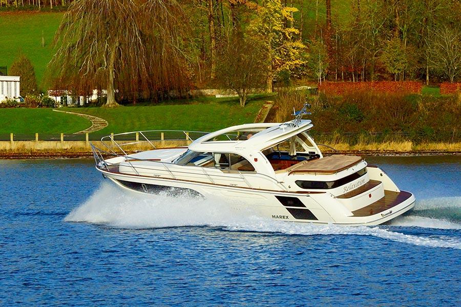 Моторная яхта Marex 373 Aft Cabin Cruiser