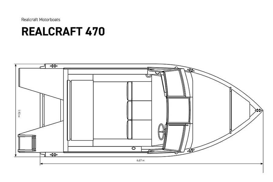 RealCraft 470