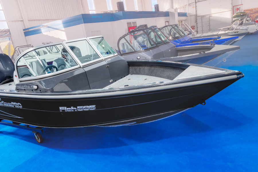 NorthSilver 585 Fish Sport