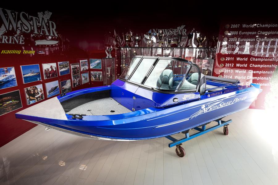 Обзор катера NorthSilver Pro 470 M