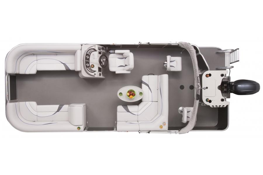 Понтон SunCatcher SELECT 22 RF