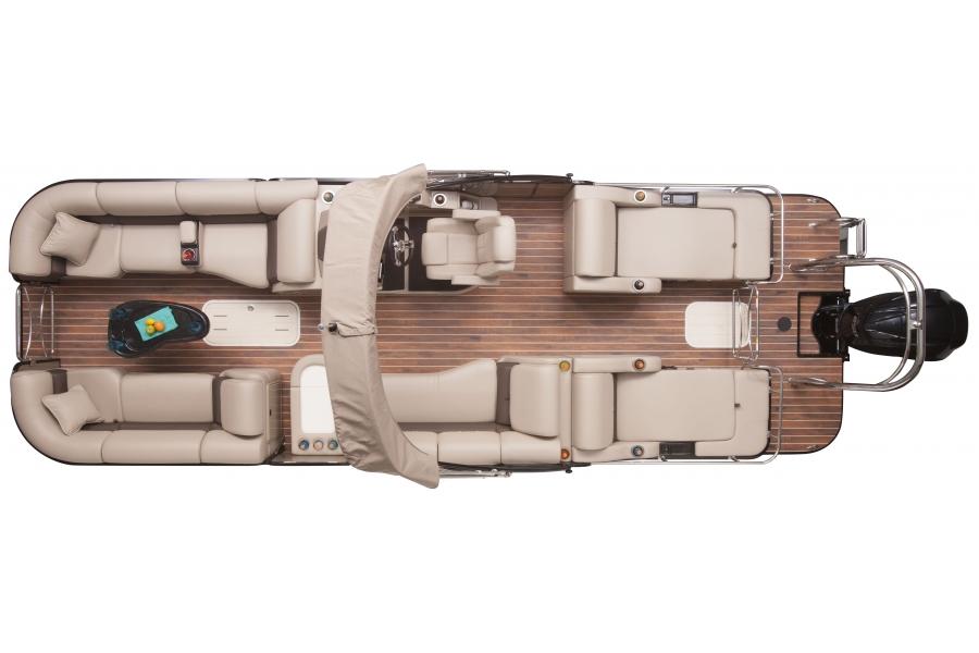 Понтон SunCatcher ELITE 326 SS