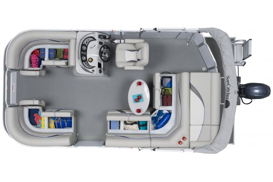 Понтон SunCatcher SELECT 18 C